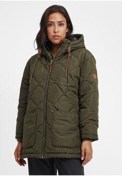 Oxmo - Płaszcz zimowy - rosin