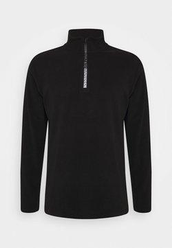 Brunotti - TENNO MENS  - Bluza z polaru - black