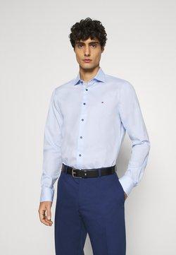 Tommy Hilfiger Tailored - HOUNDSTOOTH CLASSIC - Zakelijk overhemd - blue