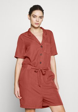 Modström - COLIN PLAYSUIT - Combinaison - fired brick