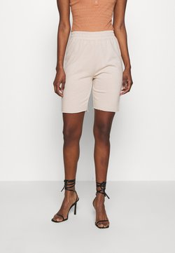 Missguided Tall - LONGLINE - Tracksuit bottoms - nude