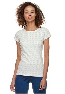 Ragwear - CHEVRON - T-Shirt print - off white