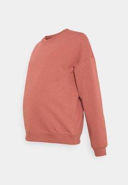 Anna Field MAMA - Sweatshirt - pink
