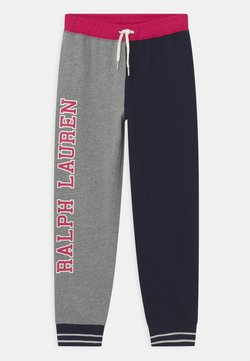 Polo Ralph Lauren - PANT ATHLETIC - Träningsbyxor - hunter navy