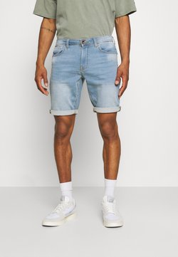 Cars Jeans - SEATLE - Jeansshort - bleach used