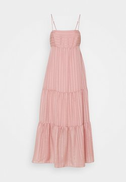 Forever New Petite - FAITH TIERED MIDI DRESS - Cocktail dress / Party dress - blush