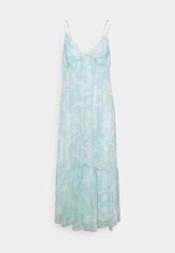 Forever New - ODELLA STRAPPY DRESS - Maxikleid - pistachio