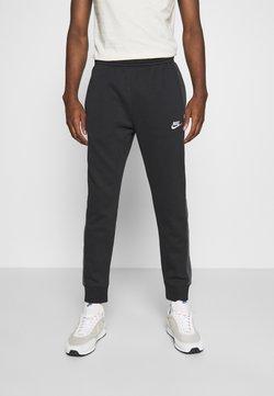 Nike Sportswear - Træningsbukser - black heather/smoke grey/white