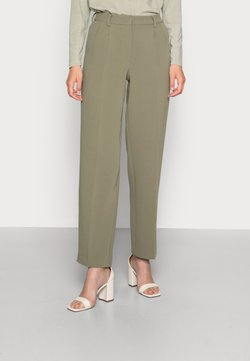CMEO COLLECTIVE - RISK IT PANT - Broek - moss