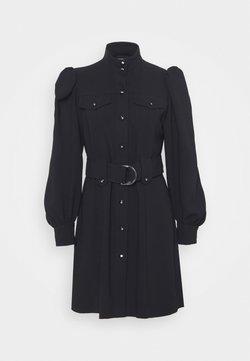 The Kooples - DRESS - Vestido camisero - black