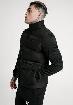 SIKSILK - NEO INSTINCT - Overgangsjakker - black