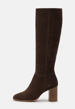 Anna Field - LEATHER - Boots - brown
