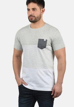 Solid - T-Shirt print - light grey