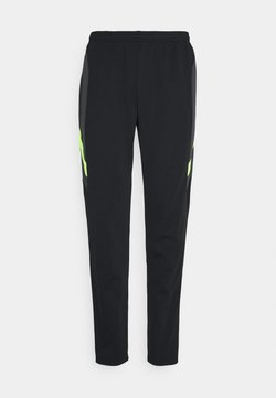 Nike Performance - DRY ACADEMY PANT  - Jogginghose - black/dark smoke grey/volt/light smoke grey