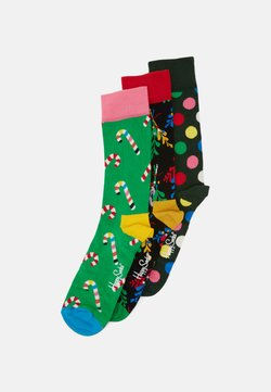 Happy Socks - HOLIDAY SOCKS GIFT 3 PACK - Chaussettes - multicoloured