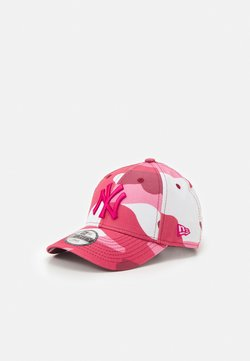 New Era - KIDS TOD CAMO PACK 9FORTY UNISEX - Keps - light pink