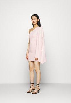 Mossman - THE DAY BREAK MINI DRESS - Trikoomekko - pink