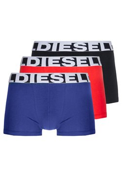 Diesel - UMBX-SHAWNTHREEPACK 3 PACK - Panties - red/black/blue