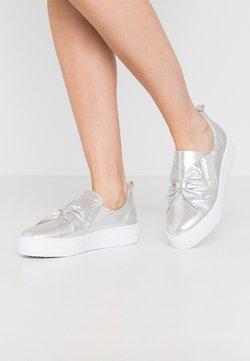 Tamaris - Slip-ons - silver