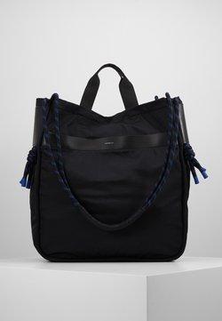 Sandqvist - ASTRID - Shopping bag - black