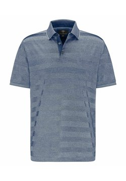 Fynch-Hatton - Poloshirt - stoned blue