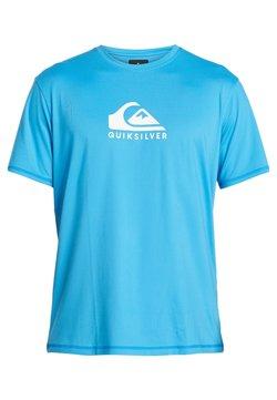 Quiksilver - QUIKSILVER™ SOLID STREAK - KURZÄRMLIGES SURF-T-SHIRT MIT UPF 50  - T-shirt de surf - blithe