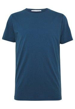 BY GARMENT MAKERS - UNISEX THE ORGANIC TEE - T-shirt basic - blue