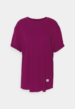 G-Star - LASH LOOSE - T-Shirt print - dark finch heather