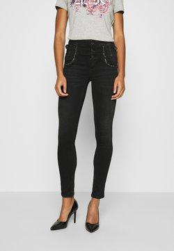 Liu Jo Jeans - RAMPY - Slim fit jeans - black denim