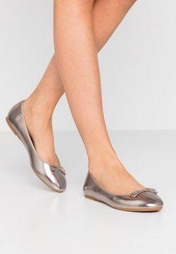 PARFOIS - Ballerina's - silver