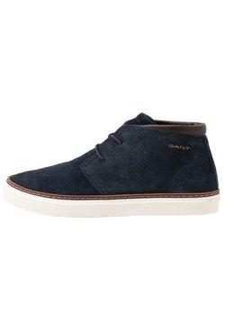 GANT - PREPVILLE - Sneaker high - marine