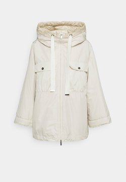 Marella - VEGGIA - Down jacket - ecru
