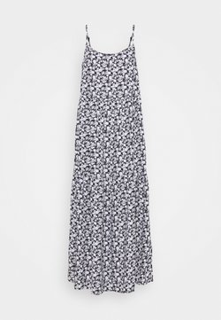 Marks & Spencer London - TIERED DRES - Robe d'été - dark blue