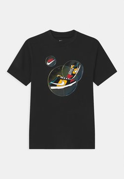 Nike Sportswear - DUNK BUBBLE UNISEX - T-shirt z nadrukiem - black