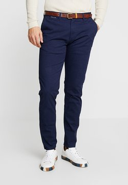 Scotch & Soda - MOTT CLASSIC - Chinot - navy