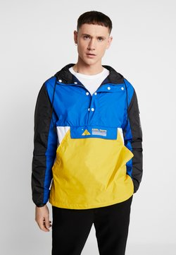 Cayler & Sons - HALF ZIP  - Windbreaker - royal blue/black