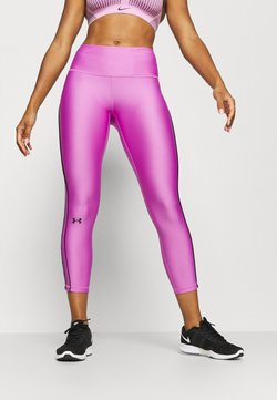 Under Armour - ANKLE CROP - Tights - exotic bloom