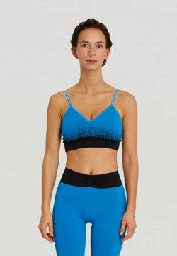 Yogasearcher - KAPALI - Sport BH - azur