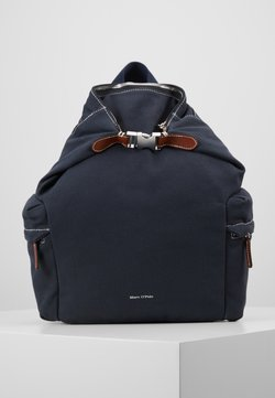 Marc O'Polo - BACKPACK - Reppu - true navy