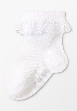 FALKE - ROMANTIC LACE - Calcetines - white