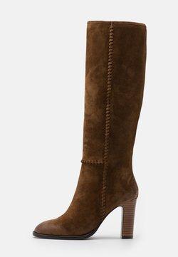Bruno Premi - High Heel Stiefel - corteccia