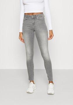 ONLY - ONLANNE MID SKINNY - Jeans Skinny - grey denim