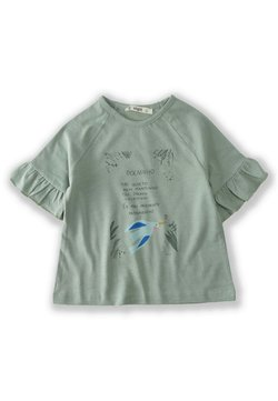 Cigit - BIRD - T-shirt print - green