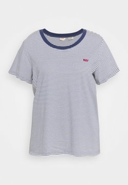 Levi's® Plus - T-Shirt print - blue