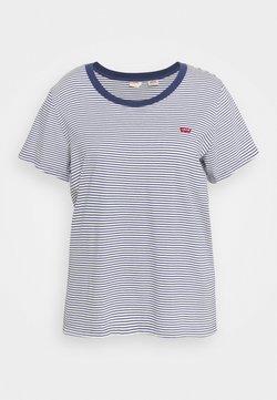 Levi's® Plus - T-Shirt print - blue