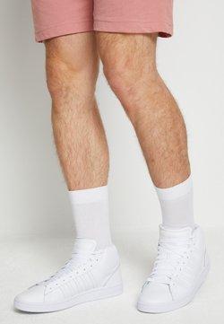K-SWISS - COURT WINSTON MID - Sneaker high - white