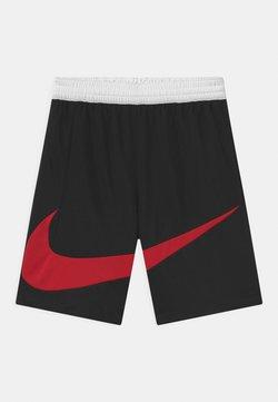 Nike Performance - BASKETBALL - Korte broeken - black/white/university red