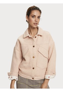Scotch & Soda - Winterjacke - light apricot melange
