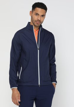 Puma Golf - ZEPHYR JACKET - Windbreaker - peacoat