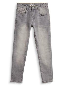 Esprit - FASHION - Slim fit jeans - grey medium washed